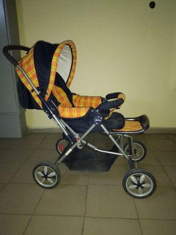 Детская коляска трансформер Geoby 05C306-X