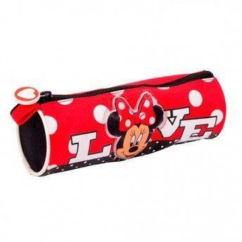 Minnie porta lápis Redondo- Novo e embalado
