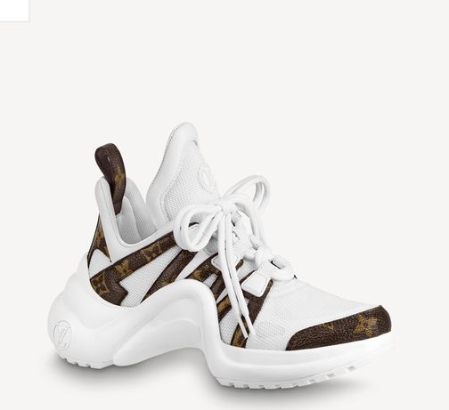 Sneakersy  Louis Vuitton