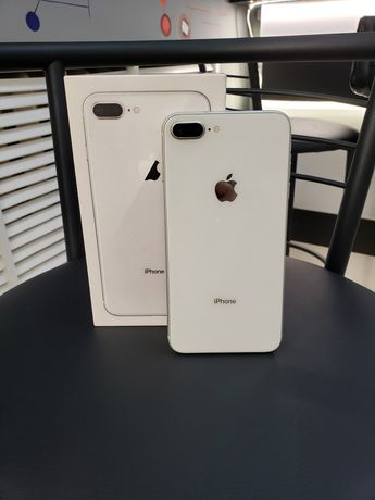 iPhone 8+ 64 white