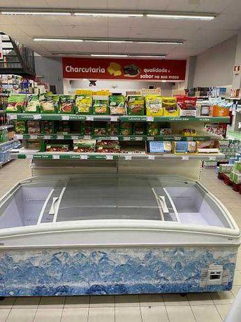 Arca horizontal de supermercado CADA UMA