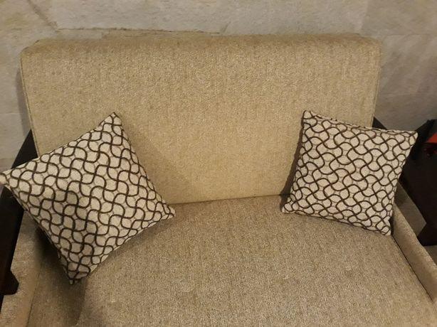 Wygodna, solidna sofa rozkładana, bardzo dobry stan