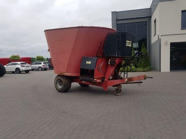 Wóz paszowy Metaltech 12m3