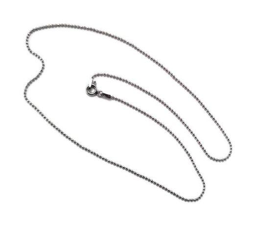 Wyrób Jubilerski Używany - Srebrny łańcuszek