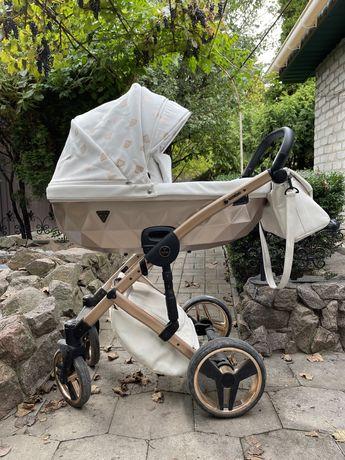 Детская коляска Junama Diamond Glow exclusive