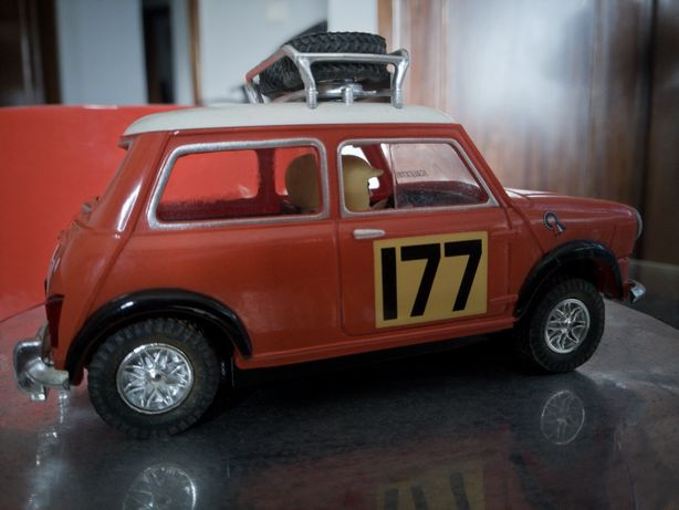 Slot Car - Mini Cooper 1275 rallye