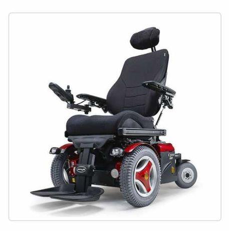 Cadeira de Rodas Elétrica Permobil C400 Corpus 3G Low Rider como Nova