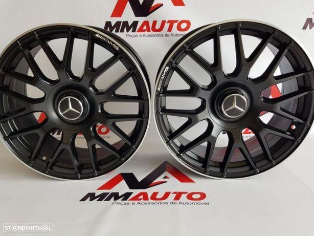 Jantes Mercedes New C63S Black 18