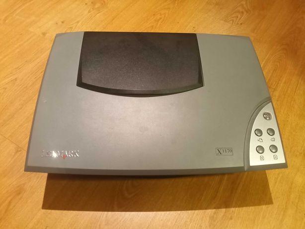 Urządzenie wielofunkcyjne drukarka skaner Lexmark x1170 SPRAWNA