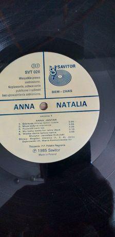 Płyta Winylowa ANNA I NATALIA z 1985