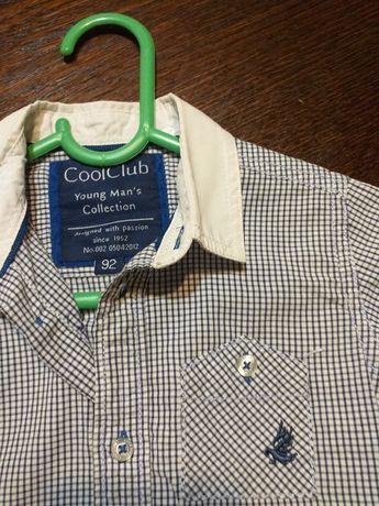 Koszula długi rękaw CoolClub 116