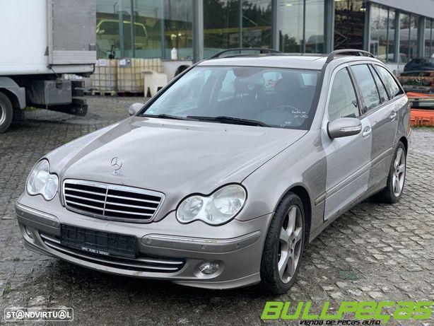 Carro Para Peças Usado MERCEDES-BENZ/C-CLASS T-Model (S203)/C 320 CDI (203.220)...