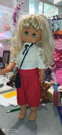 Немецкая кукла 50 см.