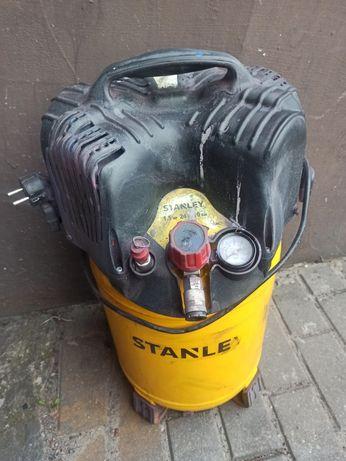 Kompresor Stanley bezolejowy pionowy 24L, 1,5 KM, 10bar