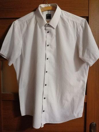 Koszula z krótkim rękawem XXL