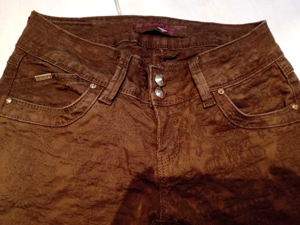 Spodnie damskie 28/xs