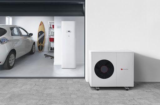 Rekuperacja Pompa ciepła zmiękczacz Sprzedaż Montaż Dobór urządzeń