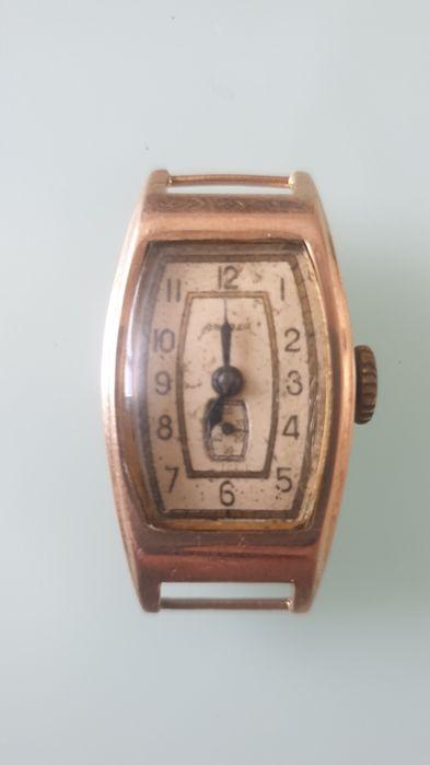 Часы Звезда золотые 585 проба Межгорье - изображение 1