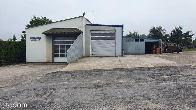 Wynajmę garaż lakiernia parking magazyn hala