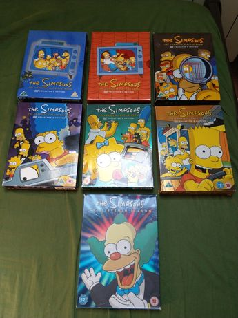 The Simpsons edycja kolekcjonerska