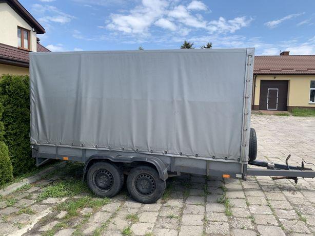 Przyczepa Przyczepka Samochodowa 190 x 380