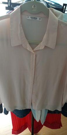Camisas várias Pull&Bear