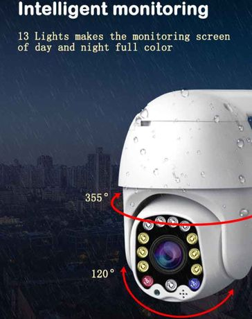 Kamera CP08-23 Wifi PTZ camera Auto tracking SD