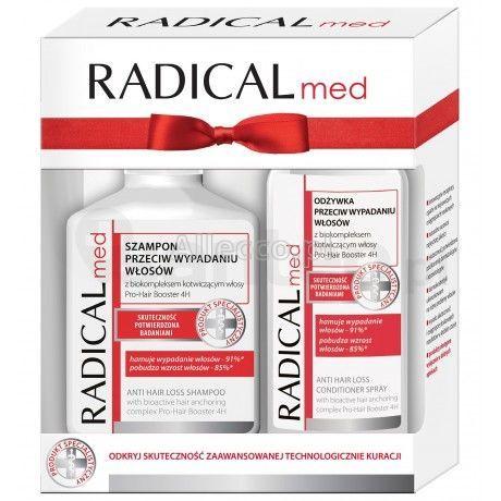 Zestaw RADICAL + próbki