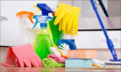 Уборка квартир, домов, помещений
