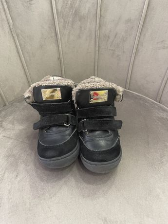 Dolce gabbana  зимние ботинки