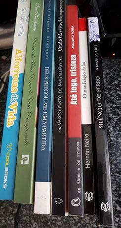 """Inéditos edições QUASI + """"A casa dos espíritos """" e outros livros NOVOS"""