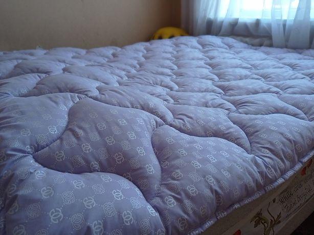 Замечательная теплое на овчинке одеяло