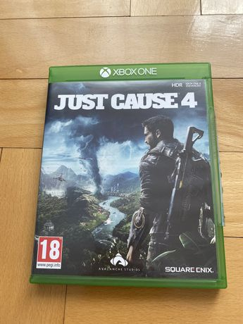 just cause 4 xbox one na płycie