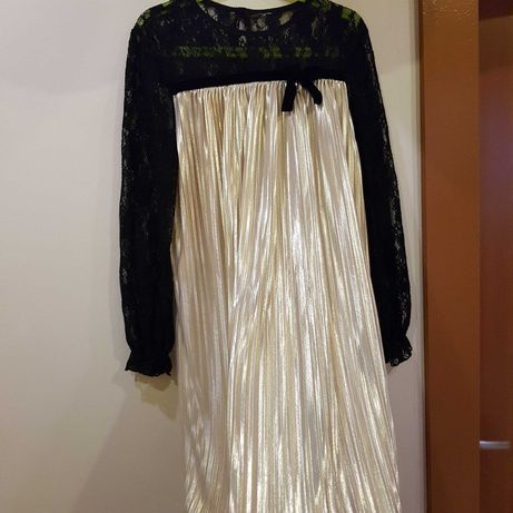 Sukienka Anbor elegancka mięciutka r. 134 140