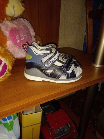 Босоножки, сандали ортопедические для мальчика