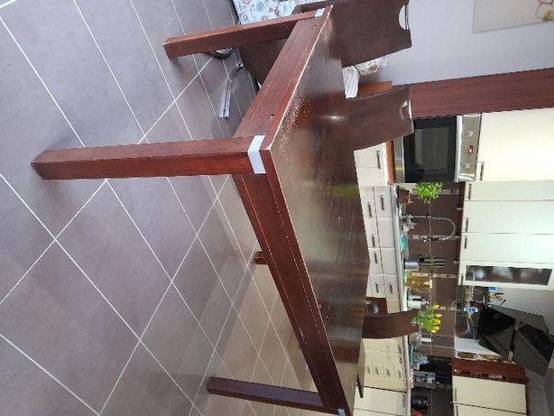 Stół drewniany Bydgoskie Meble