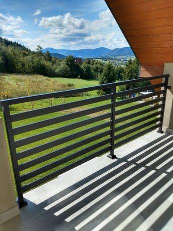 Balustrady poręcz barierka ogrodzenie brama wycinana laserowo plazma