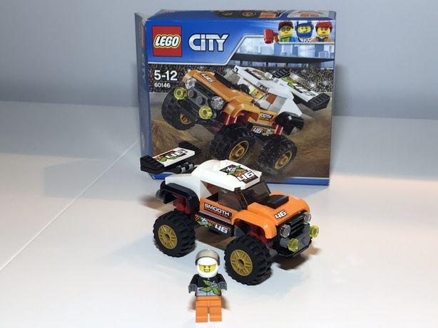 Lego City 60146 samochód terenowy