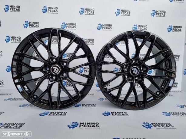 """Jantes Seventy9 (SV-P) em 18"""" (5x120) BMW Gloss Black"""