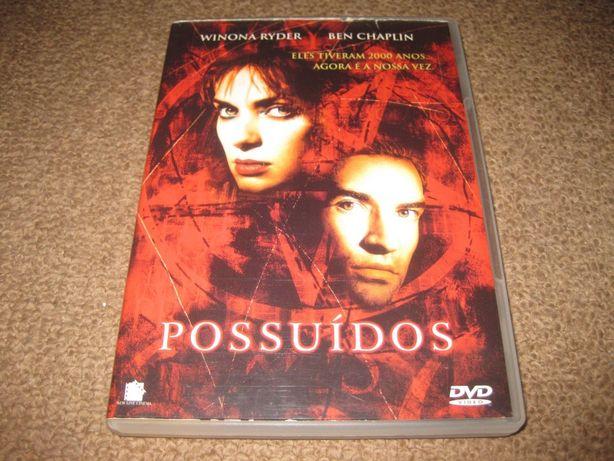"""DVD """"Possuídos"""" com Winona Ryder"""