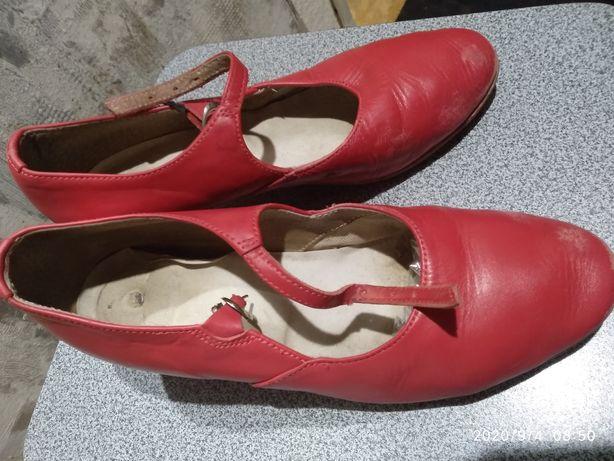 Продам туфли для танцев, 36 р