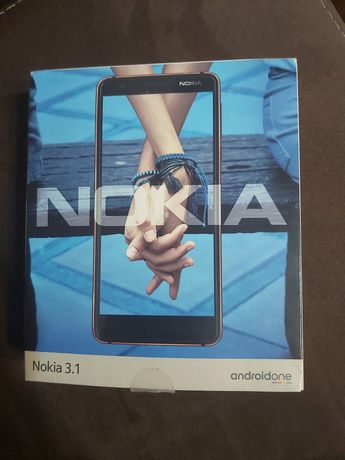Telefon Nokia 3.1