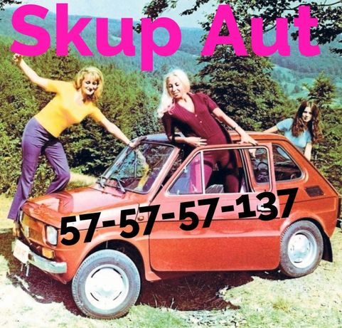Skup Samochodów / Skup Aut / gotówka od ręki