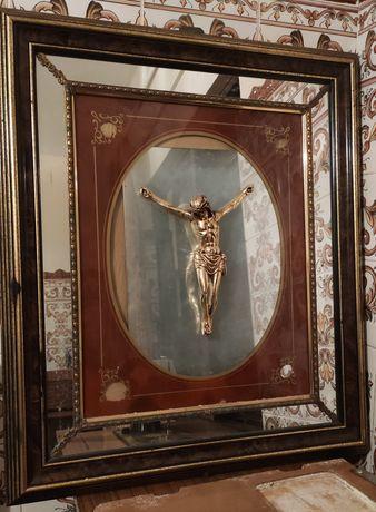Quadro com Cristo