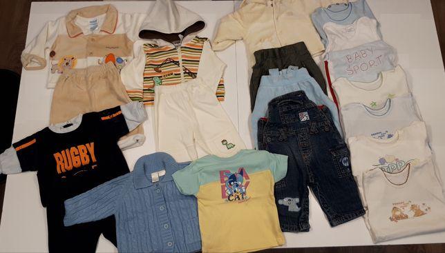Ubrania dla malucha roz. 56-92