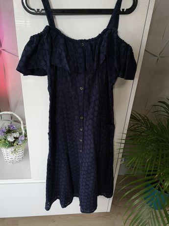 Sukienka Midi Next bawełniana