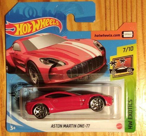 Hot Wheels Aston Martin One-77