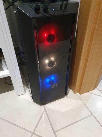 Torre Gaming I7 4790k & 1080 8GB OC & 32GB Vengeanance Pro RAM