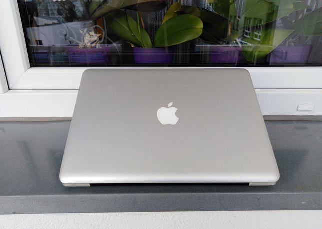 Wydajny laptop MACBOOK PRO /Intel® Core™ i5/SZYBKI DYSK SSD/ Szkoła