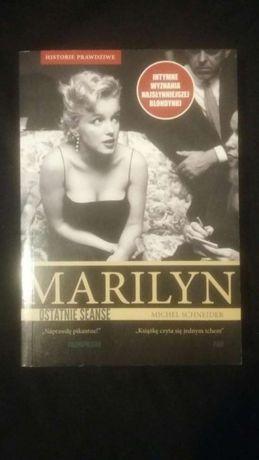 Sprzedam książkę Marilyn ostatnie seanse